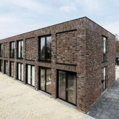 marcel martensen architect 10 nieuwbouw starterswoningen schalkwijk